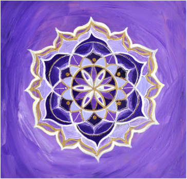 crown chakra tips for inner peace  an open mind